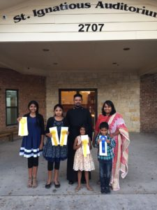 Regional Sunday School Competition Winners