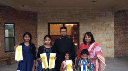 Regional Sunday School Competition Winners